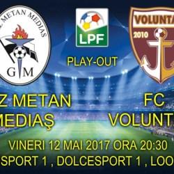 Gaz Metan - FC Voluntari 4-1