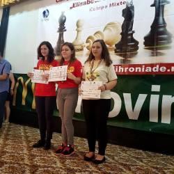"""Rezultatele mediesenilor la  Campionatul National Scolar de Sah """"Elisabeta Polihroniade"""""""