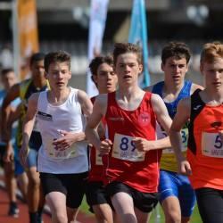 Jocurile Internationale ale Elevilor: Atletism