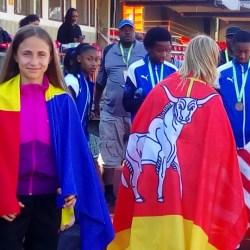 Iulia Marginean, argint la Jocurile Internationale ale Copiilor