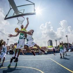 Astazi incepe cea de-a noua editie a Sibiu Streetball