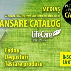 Lansare catalog Life Care