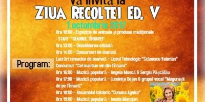 La Tirnava: pregatiri pentru Ziua Recoltei