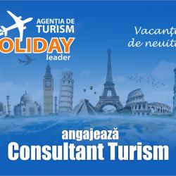Se angajeaza consultant in turism