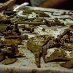 Vestigii istorice descoperite pe Defileul Topologului