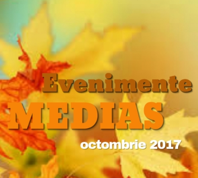 evenimente octombrie 2017