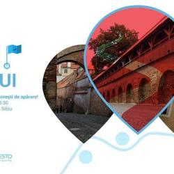 #DrumulCetatilor trece pe la Sibiu