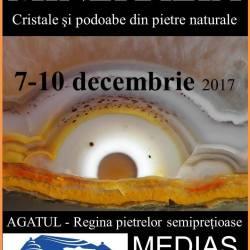 Expozitia Mineralia- Cristale si podoabe din pietre naturale