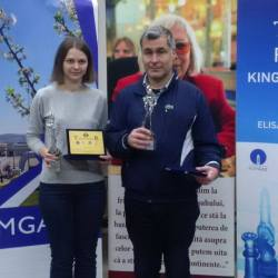 Turneul Regilor Romgaz a fost castigat de ucrainieni