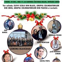 Blajel: Concert de colinde