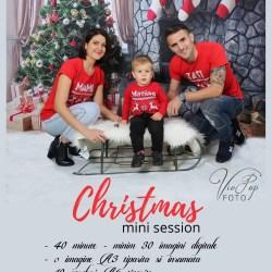 Vio Pop: Christmas mini sesion