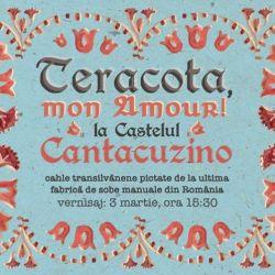 "Expozitia ""Teracota, mon amour!"" ajunge la Castelul Cantacuzino"