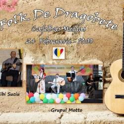 """Castiga o invitatie la concertul """"Folk de Dragobete"""""""