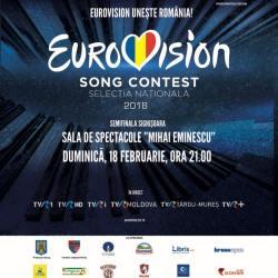 Sighisoara: Concursul national Eurovision 2018