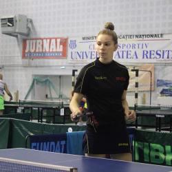 Ioana Cristina Corburean joaca la un club din Italia