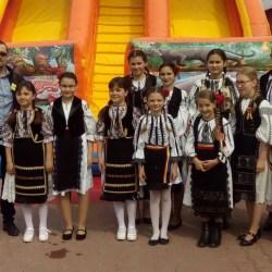 Elevi medieseni premiati la Festivalul folcloric din Boita
