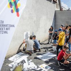 Sibiul - orasul artei stradale si in 2018