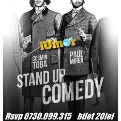 Stand up comedy la Restaurantul Traube