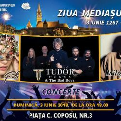 Program: Ziua Mediasului, editia 2018