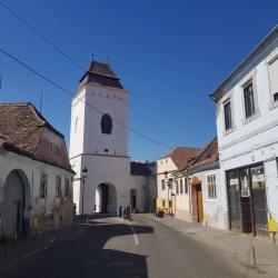 Muzeul Turn Medias - un proiect de regenerare culturala semnat de catre Primaria Medias-Teracota Medias si Asociatia Imbold