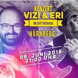Concert Vizi & Eri la Nürnberg