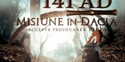 "Avanpremiera filmului sibian ""141 A.D – Misiune in Dacia"""