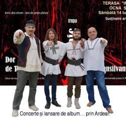 Lansare de album Arhaic