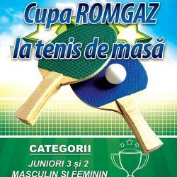 Tenis de masa: Cupa Romgaz