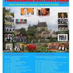 """Biertan: Programul Festivalului """"Transilvania multiculturala"""""""