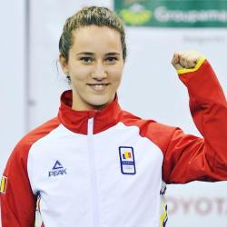 Andreea Dragoman la Stirile ProTv (video)