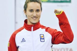 Andreea Dragoman a câștigat patru medalii de aur la Balcaniadă
