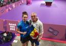 Andreea Dragoman a castigat medalie de bronz la Jocurile Olimpice de Tineret