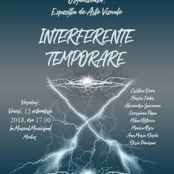 Interferente Temporare – o expozitie inedita de arte vizuale