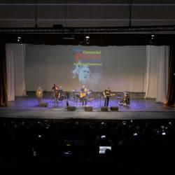 Cenaclul Flacara cu Andrei Paunescu si invitatii sai