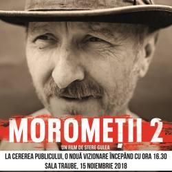 Doua proiectii Morometii 2 la Medias