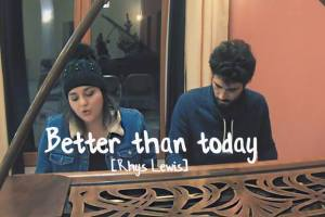 Ela Sol – Better Than Today (cover Rhys Lewis) (video)