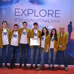 Code Warriors participa la finala concursului BRD First Tech Challenge