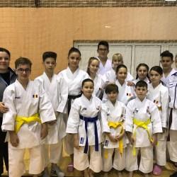 Clubul Sportiv Ippon a castigat 24 de medalii la Cupa Banzai Arad