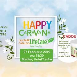 Lansare catalog LIFE CARE primavara-vara 2019