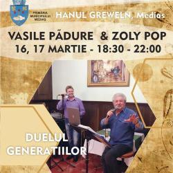 Duelul generatiilor la Hanul Greweln