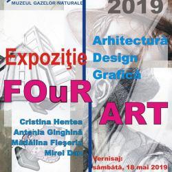 Expozitie de arta plastica FOuR ART
