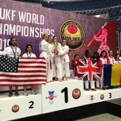 Clubul Ippon Medias a participat la Campionatul Mondial de Karate WUKF