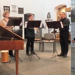 Concert Gábor Hegyi si Ansamblul Flauto Dolce