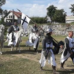 Galerie foto: Ordinul Teutonii Transilvaniei la Oradea Medieval Festival