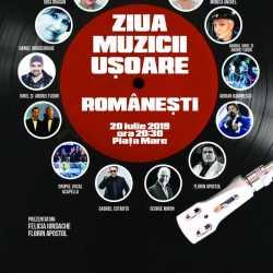 Sibiu: Ziua Muzicii Usoare Romanesti