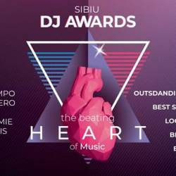 Sibiu DJ Awards 2019 - The beating heart of music