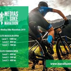 Premii de peste 20.000 lei la Medias Bike Marathon