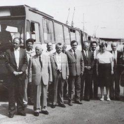 Remember: 30 de ani de transport public electric cu troleibuze la Medias