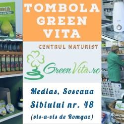 Participa la Tombola Green Vita!