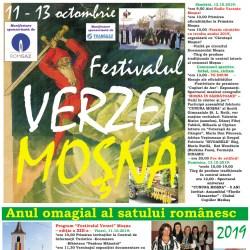 Mosna: Festivalul Verzei, editia 2019